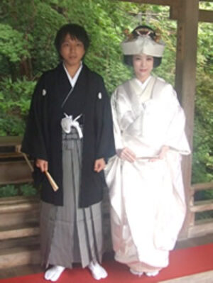 鹿児島県より 宮田様・宮脇様ご夫妻